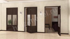 Двери гармошка Великий Новгород