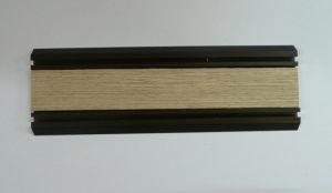 Направляющая нижняя для шкафа-купе вкладка шпон Великий Новгород